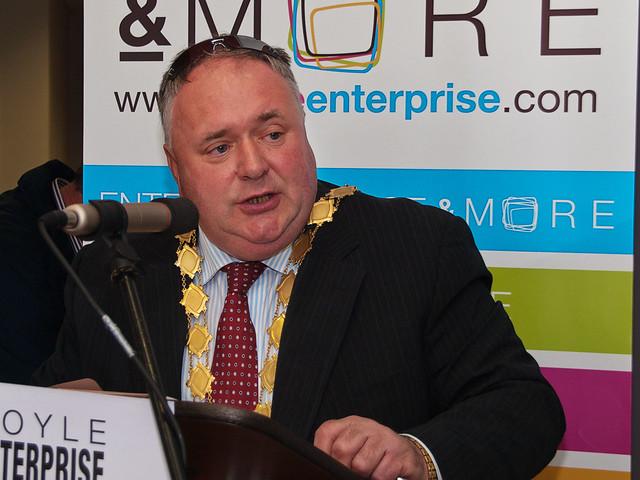 Mayor Eugene Murphy