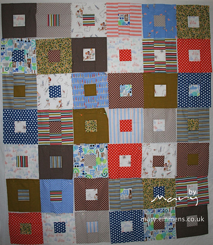 Quilt blocks for Siblings Together quilt