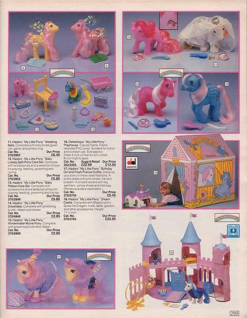 Mon Petit Poney (HASBRO) 1982 - 1994 6964217746_4aeac05401_z