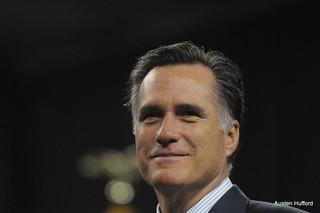 Romney Speaks in Detroit