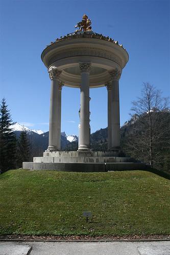 Venustempel - Schloß Linderhof III