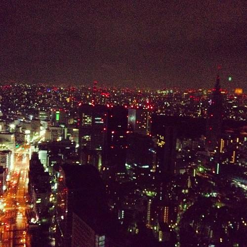 More Tokyo at night #tokyo #tokio #japon #japan