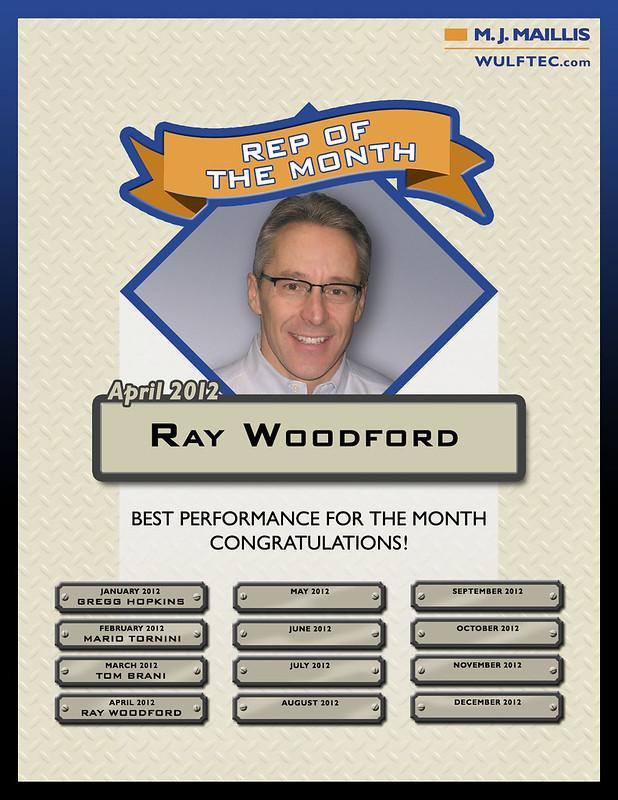 Ray Woodford