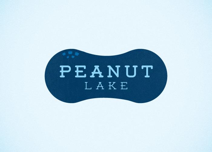 Nicole Meyer Branding 10,000 Lakes Peanut Lake Glass and Sable