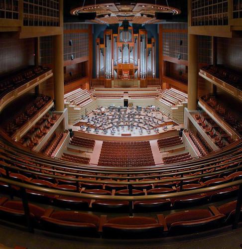 Симфонический центр Мейерсона в Далласе 4