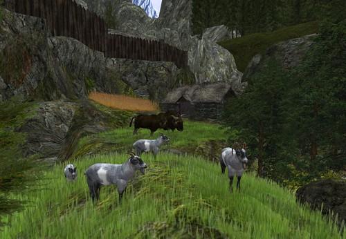Ivar's Landfall - Rebaño by Cherokeeh Asteria