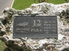 ewa beach Golf Club 174