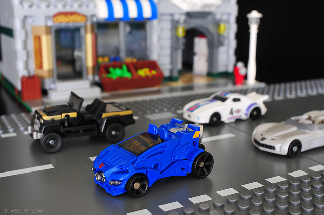 Legion/Legend Autobot cars