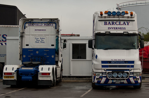 Barclay Inverness Scania T Cab