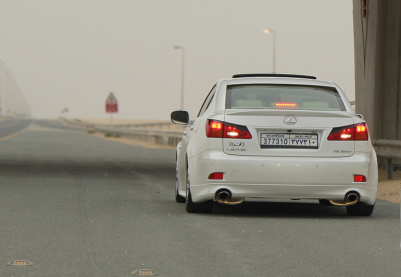 Lexus is300 from Bahrain