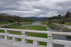Takano River Kyoto