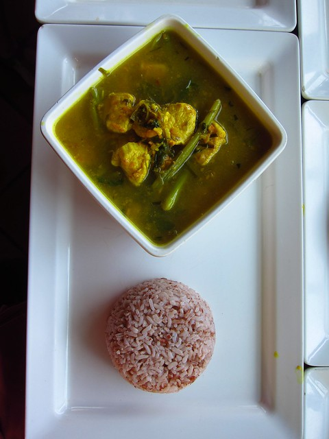 Cambodian Sour Soup