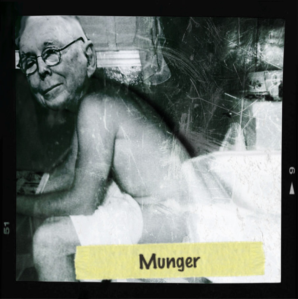 WISDOM OF MUNGER
