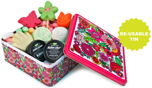 Lush Mother's Day Tin