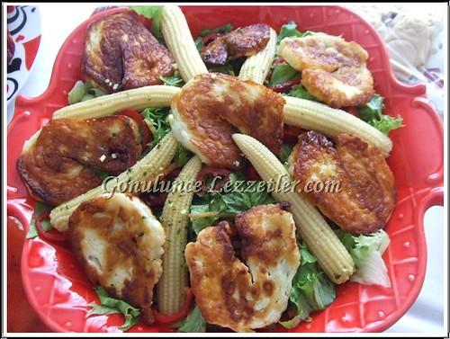 hellimli salata 1