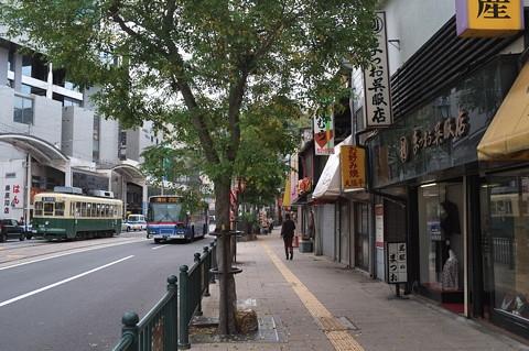 長崎の船大工町〜思案橋横丁〜銅座市場