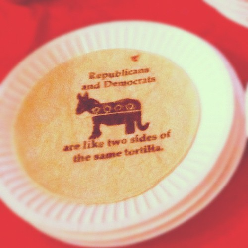 Poetry from the great tortilla conspiracy #1977