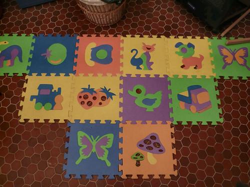 foam jigsaw mats