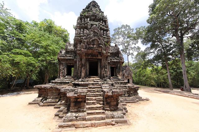 Thommanon main sanctuary