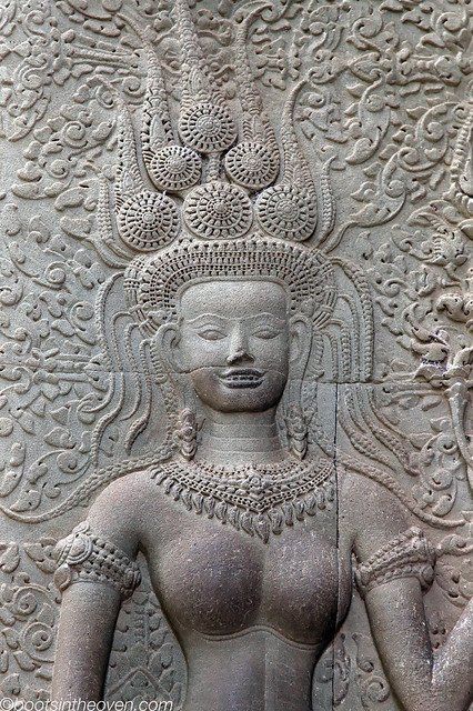 Toothy Apsara