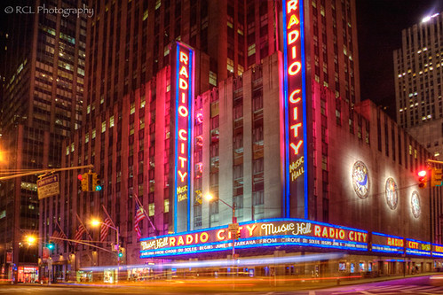 Radio City Music Hall (the tourist shot 02)