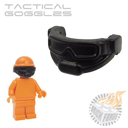 Tactical Goggles - Black