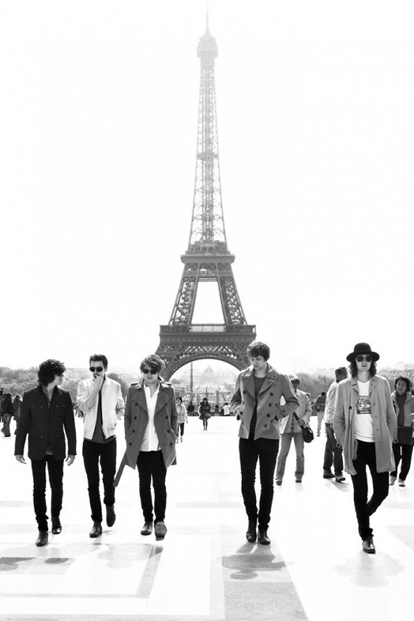 1 P - Burberry presents One Night Only in Paris2