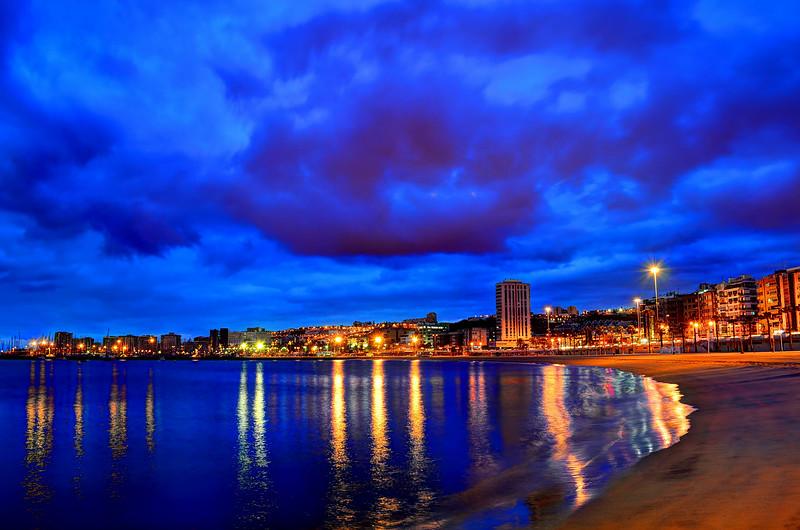 Gran Canaria Blue Hour