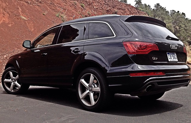 2012 audi q7 s line sideview flickr photo sharing. Black Bedroom Furniture Sets. Home Design Ideas