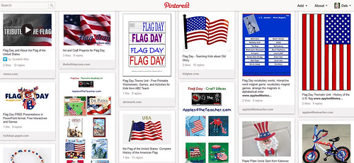 Kids' Patriotic Activities Pinterest Board