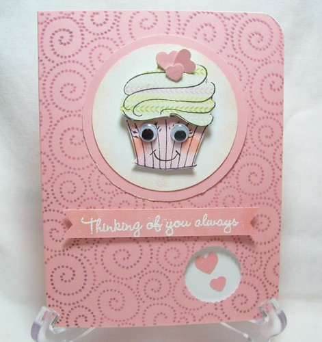 Ms. Cupcake! by judkajudy