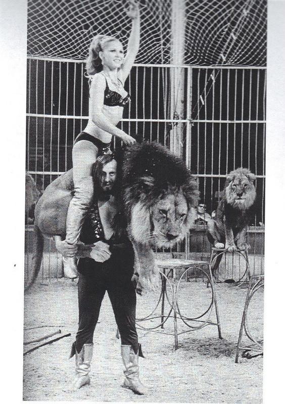 Comparação de  tamanho entre  animais  e   Seres humanos - Página 2 7195303808_ca8d792b84_c