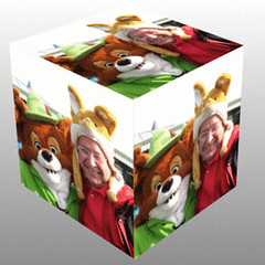 03Hugh Fox and Fox Cube
