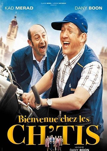 欢迎来北方 Bienvenue chez les Ch'tis (2008)