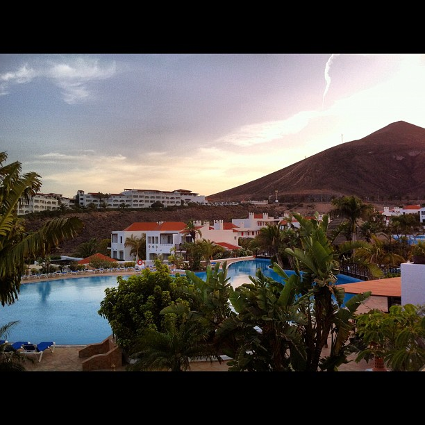 Hotel princess fuerteventura