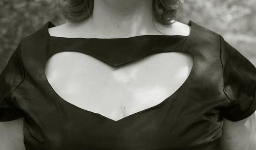 robe coeur3
