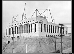 San Francisco Mint construction