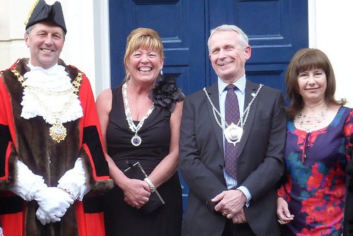 Hedon Mayor Deputy Mayor 2012