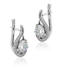 earring jewel