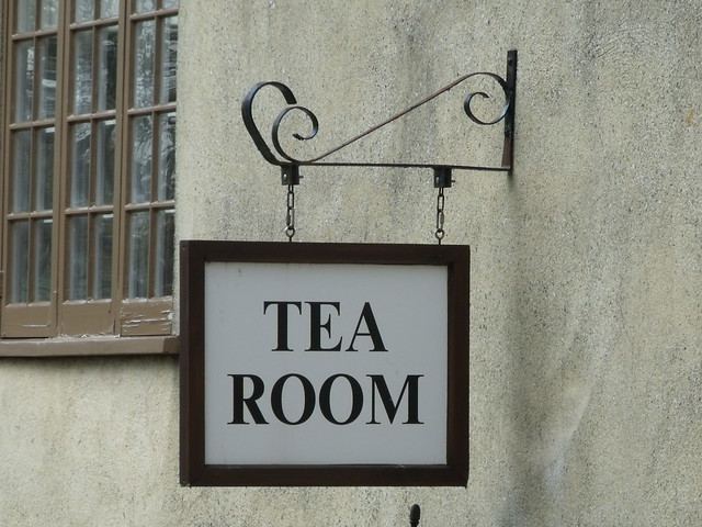Tea Room Raleigh Nc