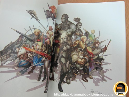 THE ARK LineageII ILLUSTRATIONS -リネージュ2 設定画集_02