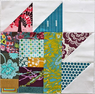 Wonky Quilt Bee - May