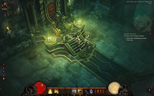 Diablo 3 Skelettkönig