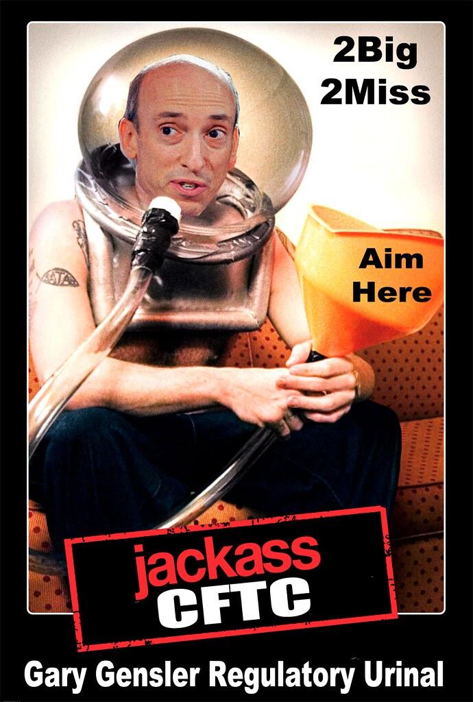 JACKASS CFTC