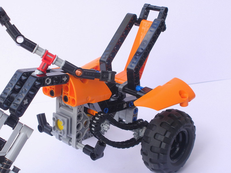 Lego Technic alternate