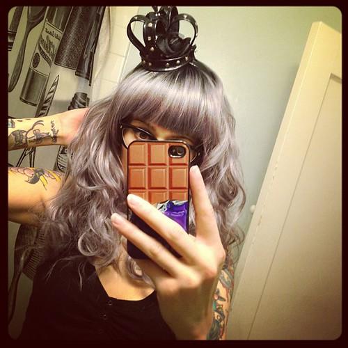 do you like my tumblr hair?!?!