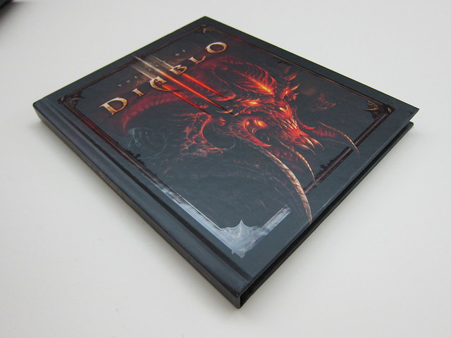 Diablo III: Collector's Edition - The Art Of Diablo III