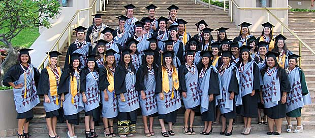 <p>Hawaii Community College held their commencement ceremony on Friday, May 11 at the Edith Kanakaʻole Multi-Purpose Stadium</p>