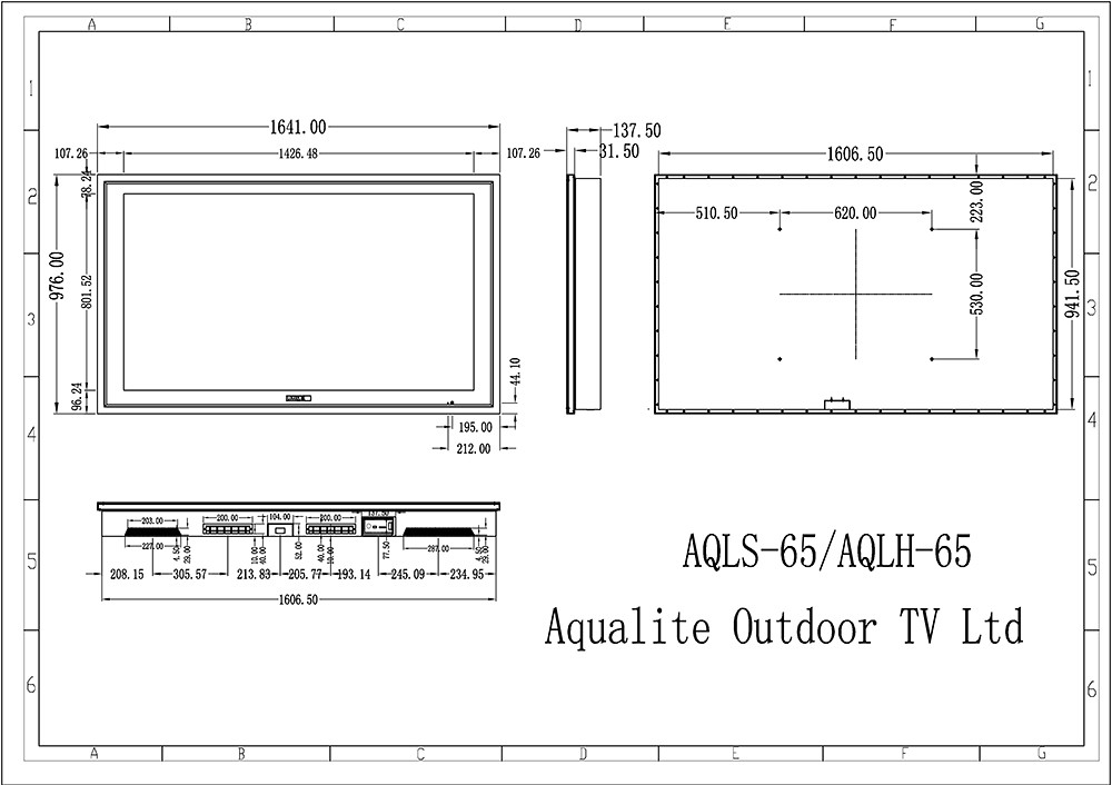 Weatherproof TV Weatherproof LCD & LED TV Screens & Signs