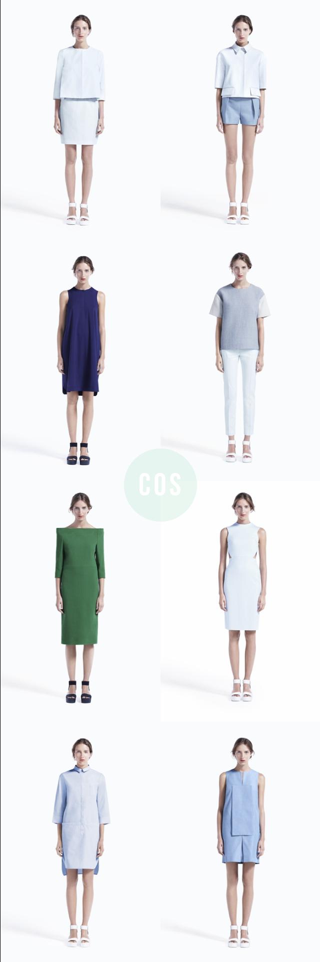 Blog Milk: COS Spring / Summer